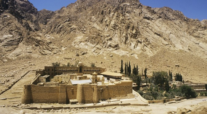 Egypt & Israel agree on 100 year lease of Sinai…The next step in the middle east peace process